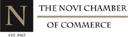 The Novi Chamber of Commerce Logo