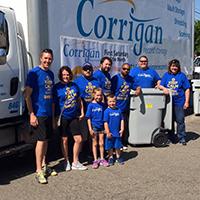 Corrigan Records Community Shred Day