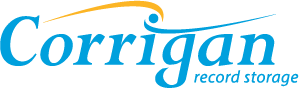 Corrigan Record Storage Logo