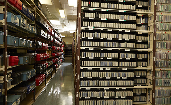Corrigan Records Vault Storage