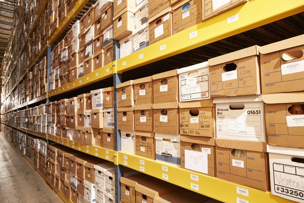 Benefits of Using Document Storage
